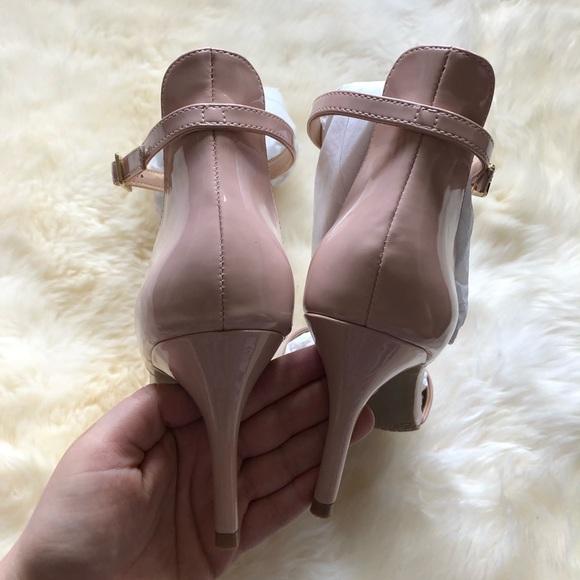 BP. Luminate Open Toe Dress Sandal (Women   Dress